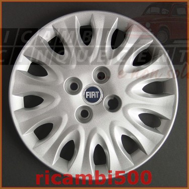 STUD WHEEL COVERS WHEEL 14''FIAT PUNTO HLX 1999 ONWARDS 5 / P