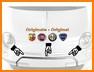 FIAT 500 TUBO A-BAR ANTERIORE CROMATO tube