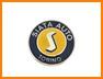 FREGIO BADGE SCRITTA LATERALE FIAT SIATA 850