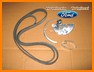 KIT CINGHIE POLI-V FORD FOCUS 1.6 07<11